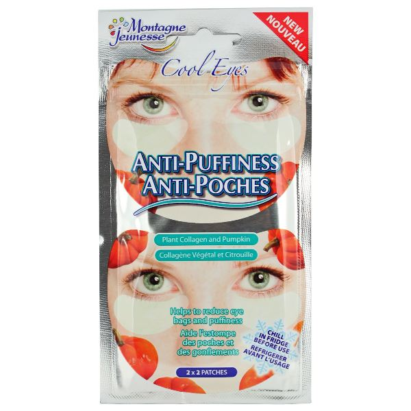 Cool Eyes –bez nadutosti ispod očiju 2x2 flastera
