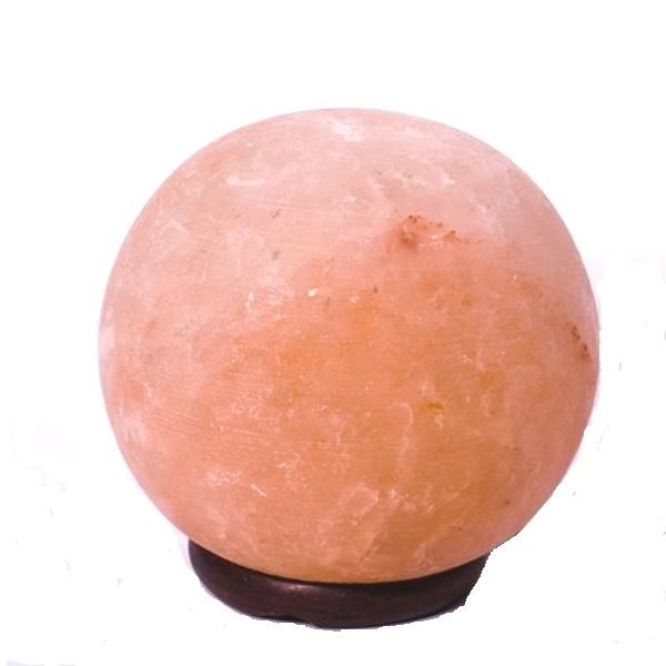 Lampa od himalajske soli -lopta