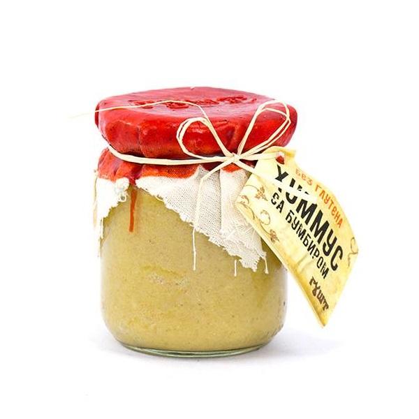 Hummus sa đumbirom 180g