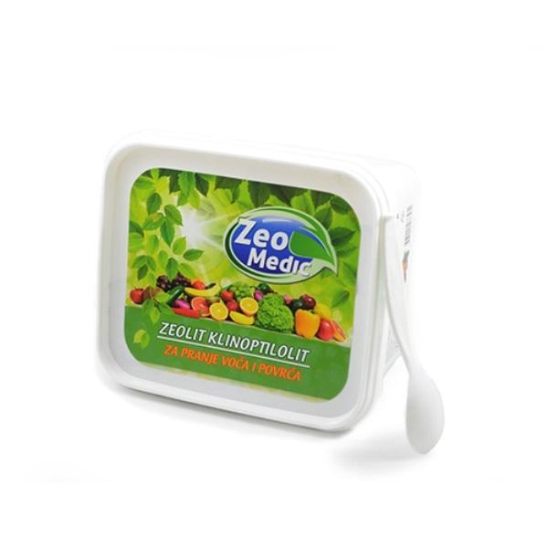 Zeolit klinoptilolit za pranje voća i povrća Zeo medic 1kg