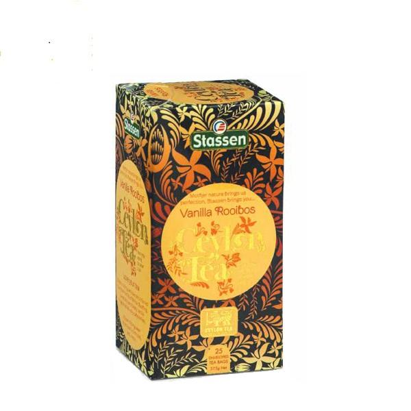 Vanilla Rooibos biljni čaj Stassen 37,5g