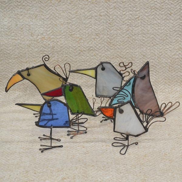 Ptica vitraž