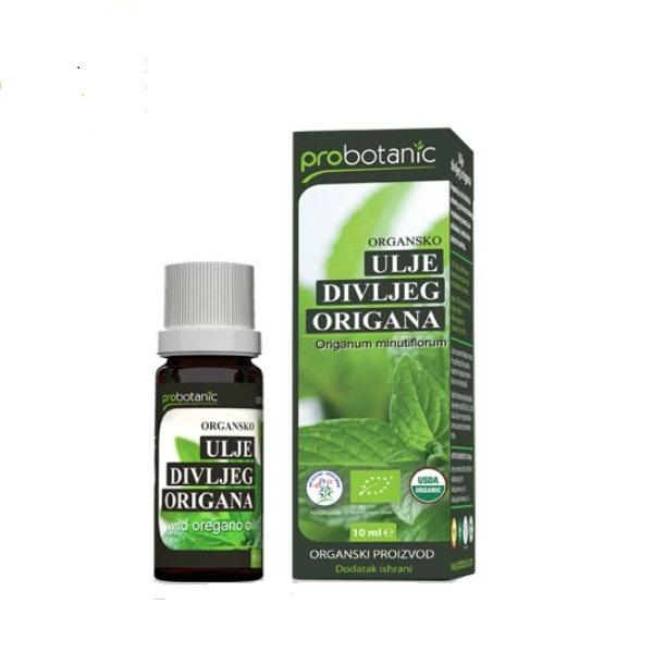Probotanic  ulje divljeg origana - organsko 10ml