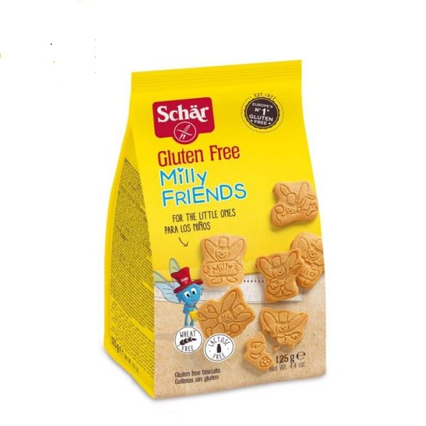 Schar Milly Friends keks 125g