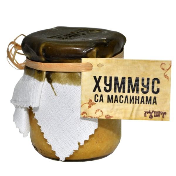 Hummus sa maslinama 180g