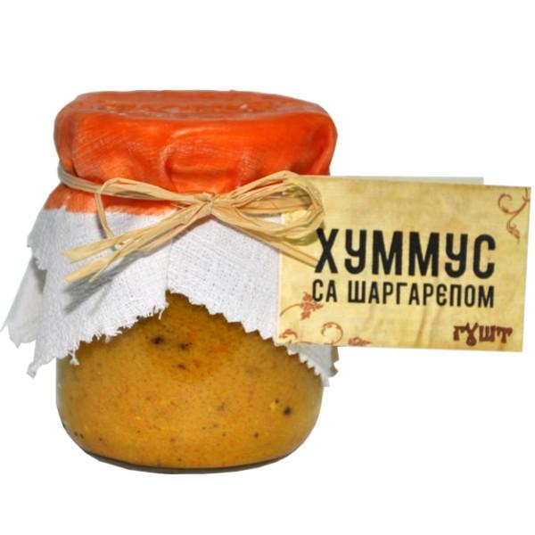 Hummus sa šargarepom 180g