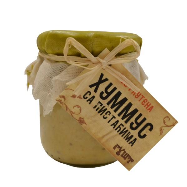 Hummus sa pistaćima 180g