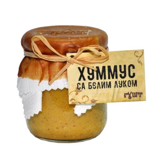 Hummus sa belim lukom 180g