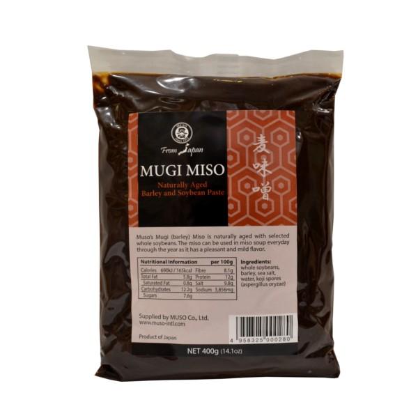 Mugi Miso Muso 400g