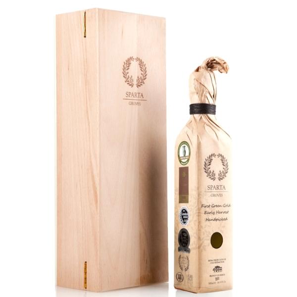 Gift natur Maslinovo ulje ekstra devičansko Sparta Grove 500ml