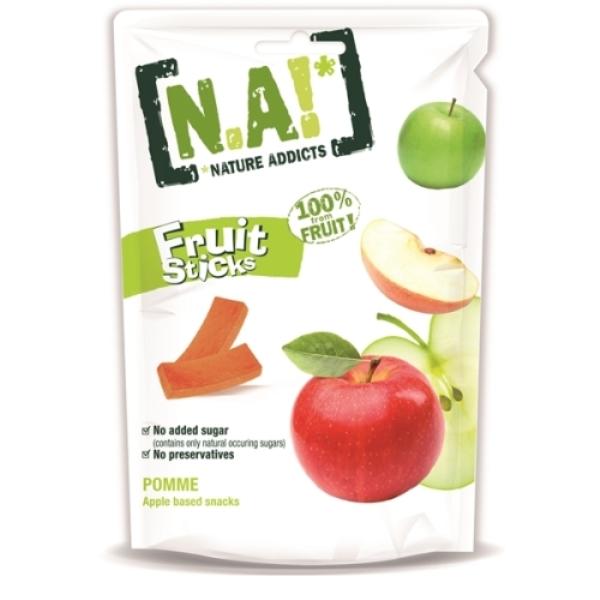 Voćni štapići jabuka Nature addicts 35g