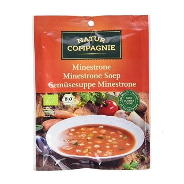 Minestrone supa od povrća organic 50g
