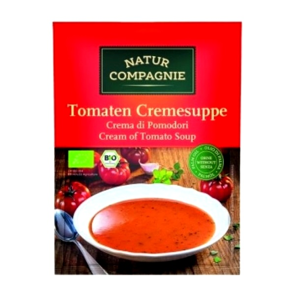 Krem supa od paradajza organic 40g