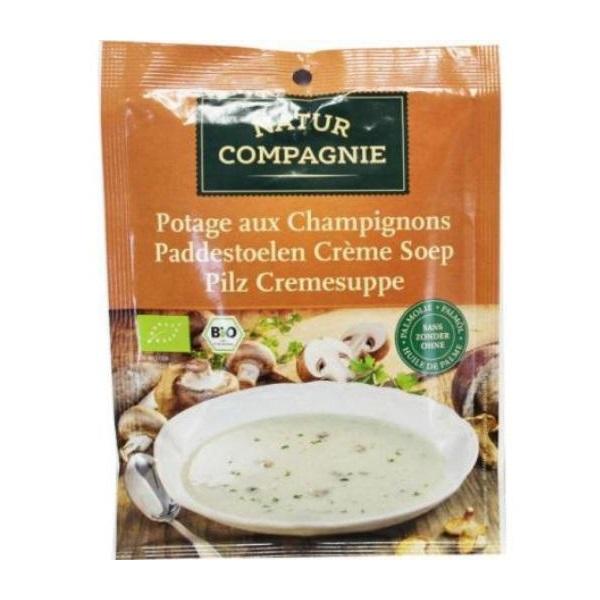 Natur Compagnie Krem supa od pečuraka organic 40g