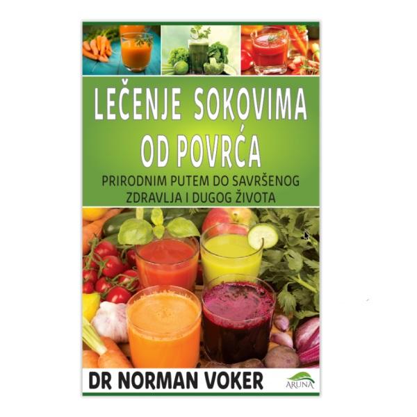 Lečenje sokovima od povrća Norman Voker