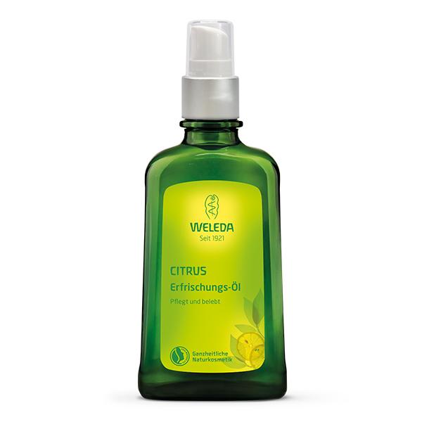 Weleda Osvežavajuće ulje za telo od Citrusa 100ml