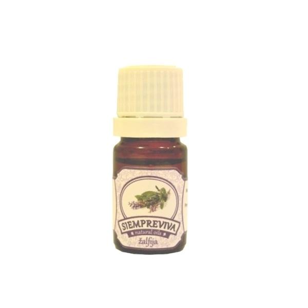 Siempreviva Eterično ulje žalfije 5 ml