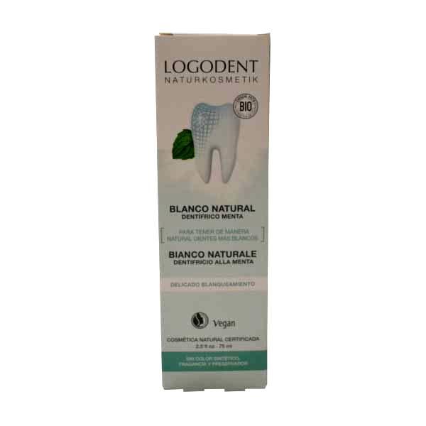 Logodent natural white pasta za zube 75ml