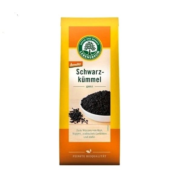Organsko seme crnog kima Lebensbaum 50g