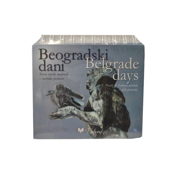 Beogradski dani kalendar