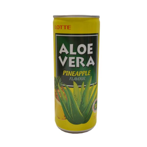 Aloe vera sa ukusom ananasa Lotte 240ml