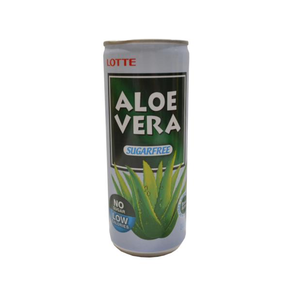 Aloe vera napitak bez šećera Lotte 240ml