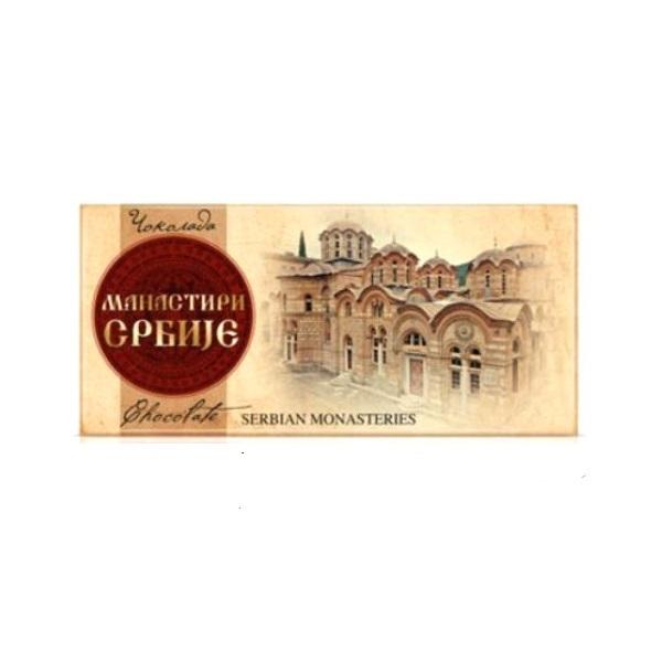 Čokolada Manastiri Srbije  175 g