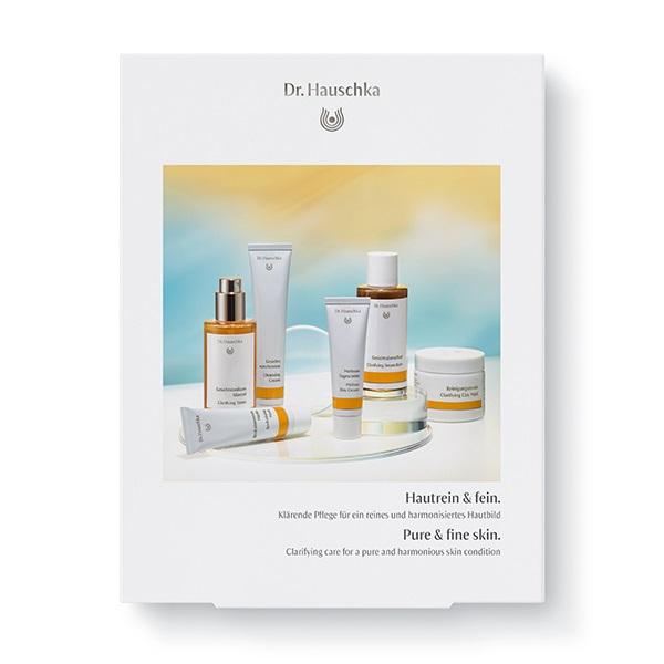 Dr.Hauschka Set pure&fine skin