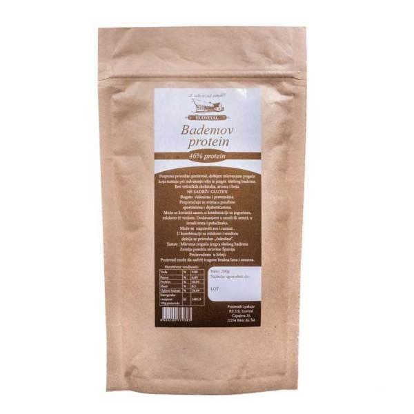 Bademovo proteinsko brašno 200g