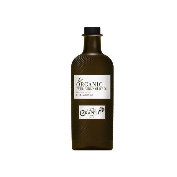 Maslinovo ulje hladno ceđeno organsko Carapelli 500ml