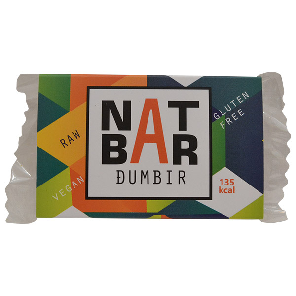 Nat bar đumbir  30g