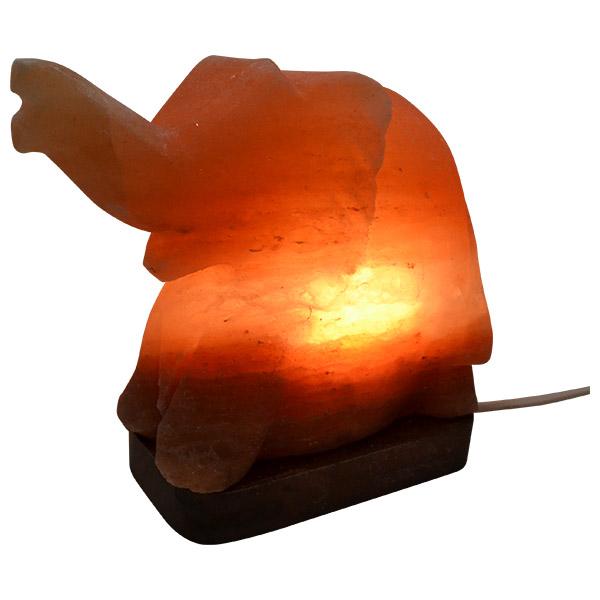 Lampa od himalajske soli Slon
