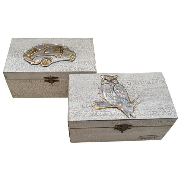 Drvena kutija sa aplikacijama