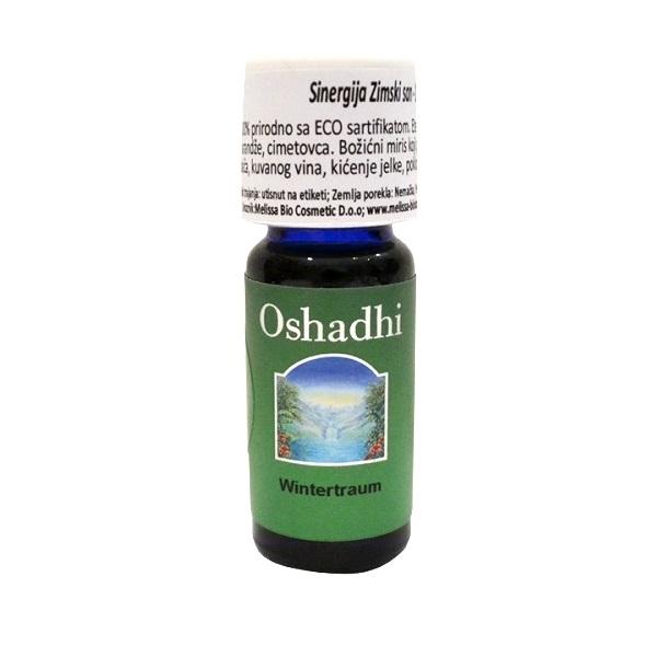 Oshadhi Sinergija  eteričnih ulja Zimski san 10ml