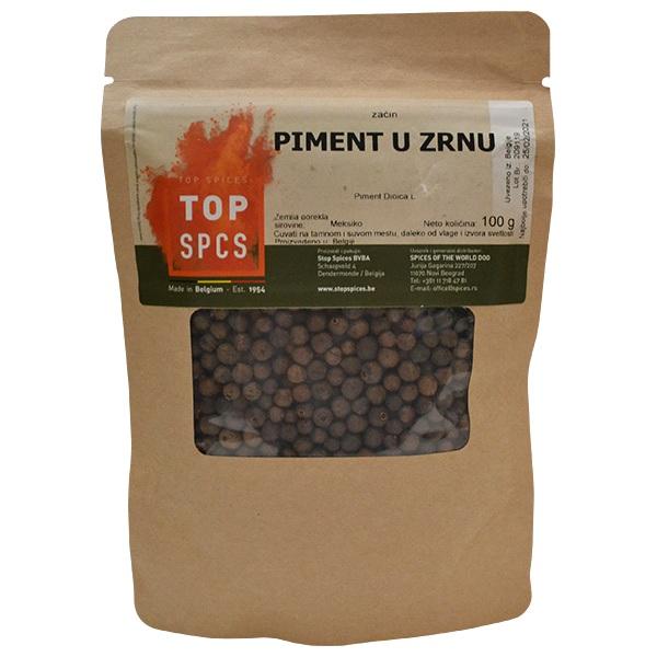 Piment u zrnu 100g