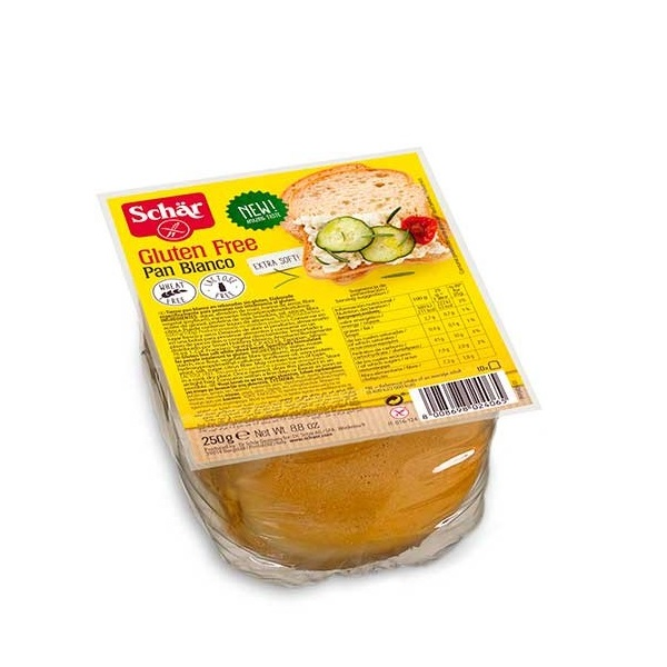 Schar Pan Blanco - hleb bez glutena 250g