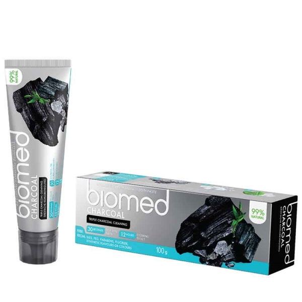 Splat BIOMED CHARCOAL 100g