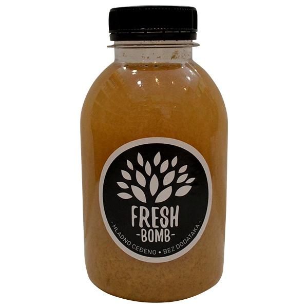 Ceđeni sok Celer Fresh Bomb 330ml