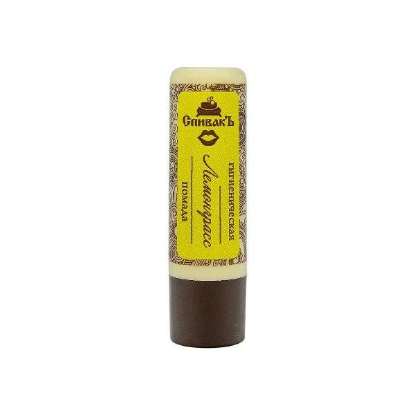 Spivak Higijenski ruž (Labelo) Limun trava 4g