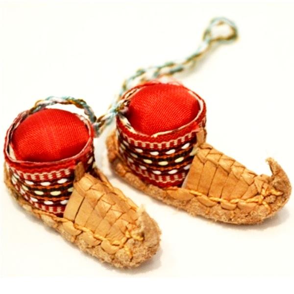 Ukrasni opanak & čarapa 4 cm