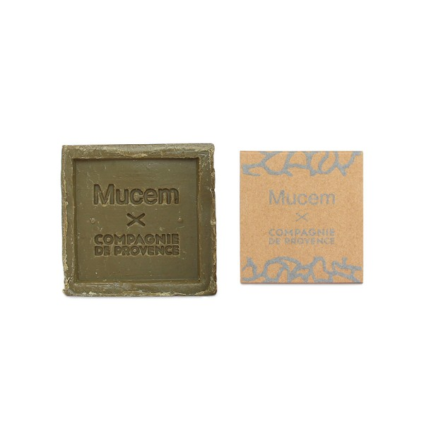 Marsejski  sapun u kocki Mucem X  300g limitirana edicija