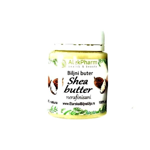 Shea buter nerafinisani 80 ml