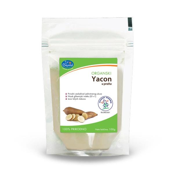 Yacon u prahu organic Beyond 100g