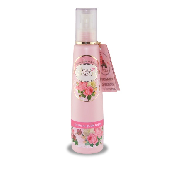 Argan & Rose oil Zatezajući balzam za telo 200ml