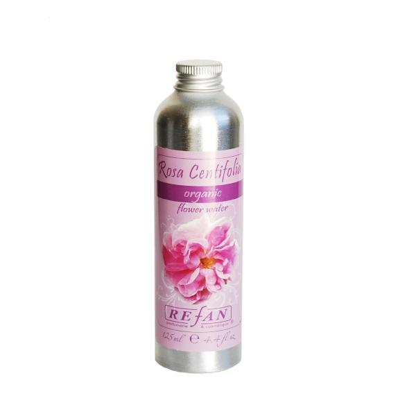 REFAN organska ružina vodica rosa centifolia 125ml