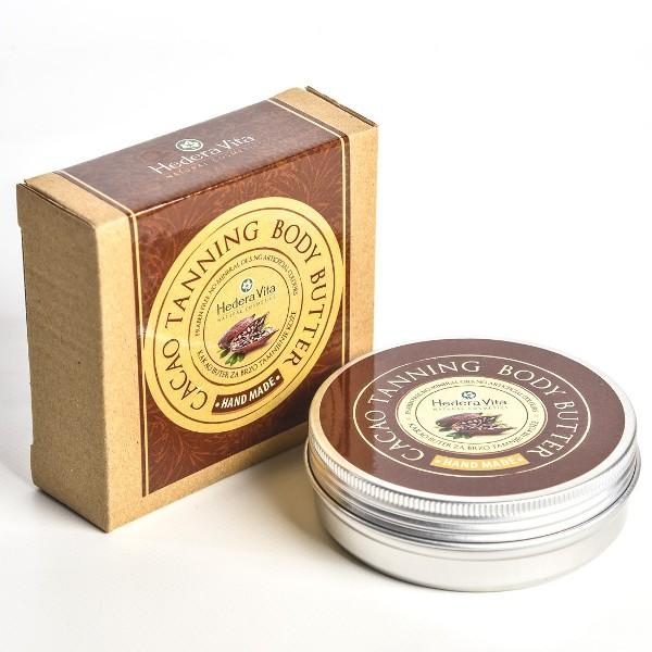 Hedera Vita Butter Kakao za brzo tamnjenje kože 100ml