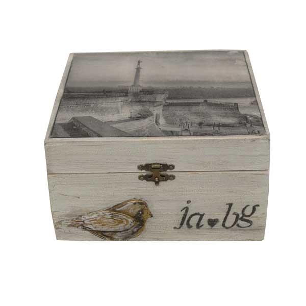 Drvena kutija za čaj Beograd