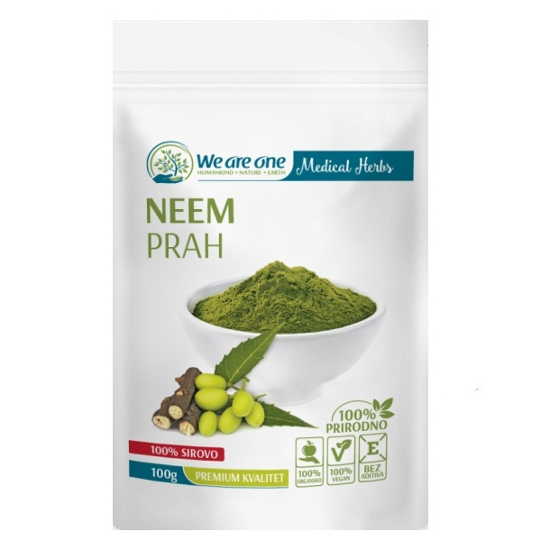 Neem prah organic We are one 100g