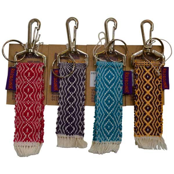Privezak za ključeve tkani Razbojnik