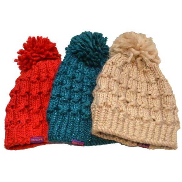 Ženska zimska kapa Razbojnik